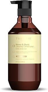 Theorie: Sage - Monoi & Buriti - Acondicionador brillante - Hidrata y brilla - Para cabello grueso y seco - Protege el cabello tratado con queratina y color