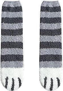 Slipper Socks Non-slip Winter Velvet Sockswoman Super Soft Warm Cozy Fleece-lined Winter Chunky Slipper Socks