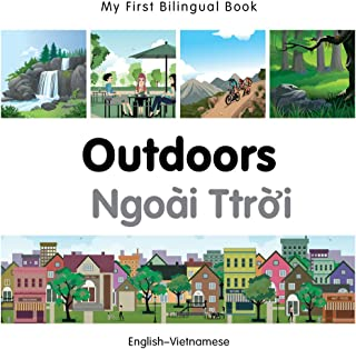 My First Bilingual Book - Outdoors - Vietnamese-english