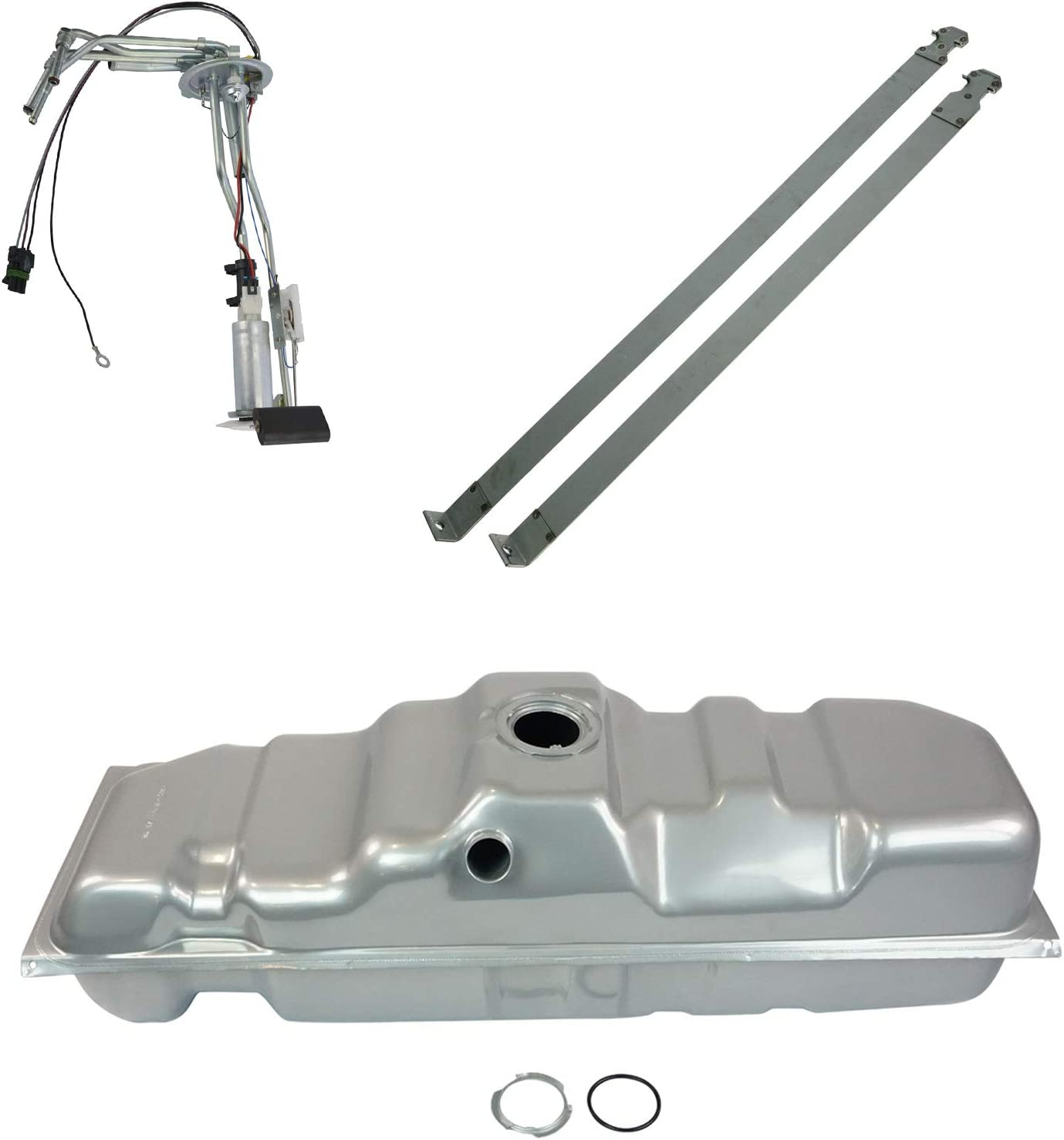 Fuel Tank with Opening large release sale Straps Electric Pump overseas Unit G Kit 25 Sending