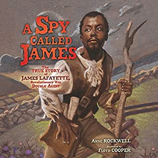 A Spy Called James audiobook cover art