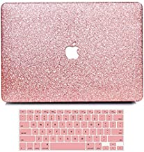 B BELK MacBook Pro 13 Inch Case with Retina Display A1502 A1425, 2 in 1 Bling Crystal Smooth Ultra-Slim Light Weight PC Hard Case with Keyboard Cover for MacBook Pro 13 inch with Retina