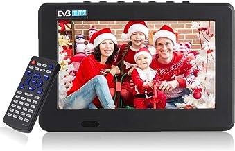 11,6 Pulgadas TV portátil, LED pequeña Televisión con TDT