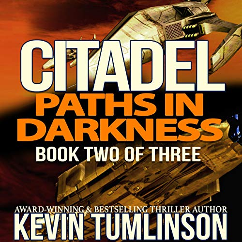 Paths in Darkness audiobook cover art