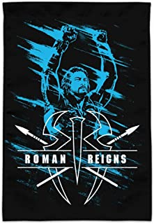 GRAPHICS & MORE WWE Roman Reigns Smeared Garden Yard Flag