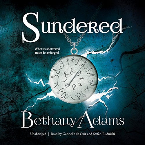 Sundered audiobook cover art