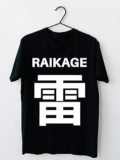 Kage Squad Jersey- Raikage 3 T shirt Hoodie for Men Women Unisex