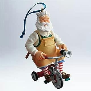 Toymaker Santa #12 2011 Hallmark Ornament - QX8757