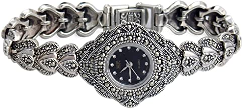 royal crown watches silver 925
