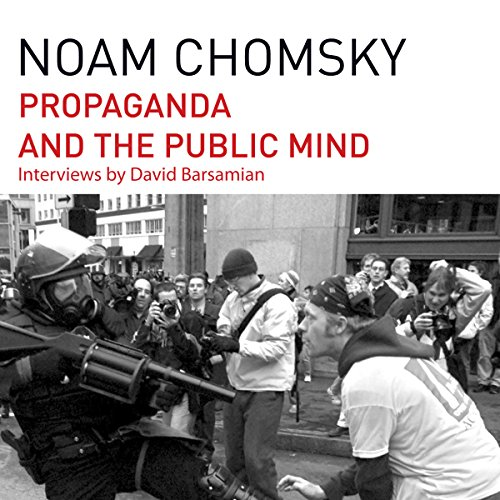 Propaganda and the Public Mind audiobook cover art