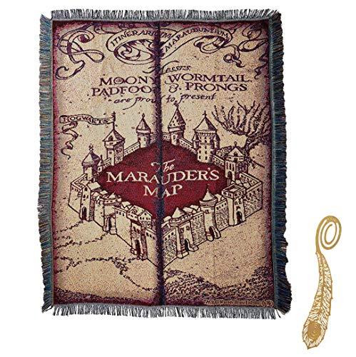 birthday decor for harry flag potter tejido de la tapicería manta Lanza, gryffindor | hufflepuff | ravenclaw | Casa Slytherin Manta 116X150CM