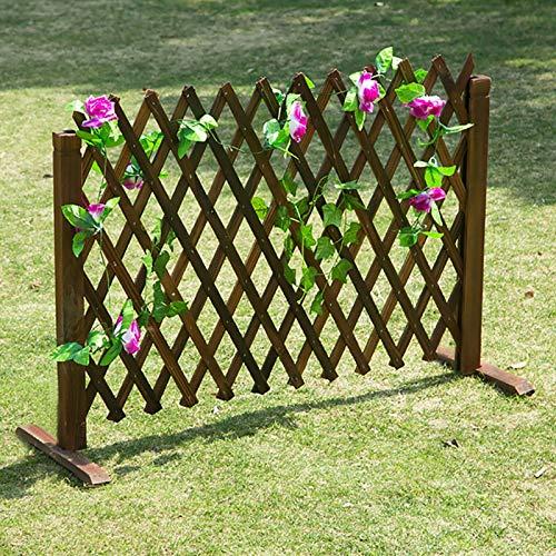 Valla Las creaciones de jardín, la ampliación de la cerca instantánea, extienden la cerca de madera, la puerta de la cerca, la puerta de seguridad, la cerca de perros retráctil Valla Madera para