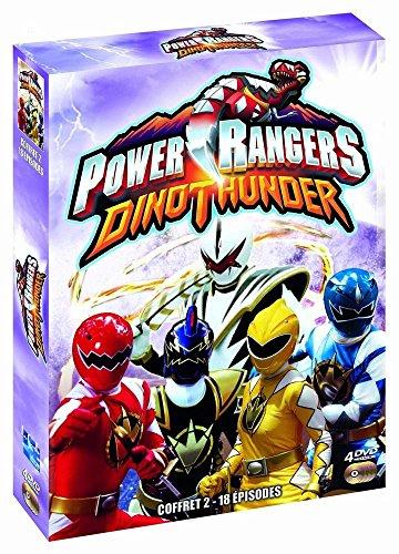 Power Rangers Dino Thunder-Coffret 2