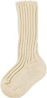 Grödo (Groedo) 100% Organic Merino Wool Baby Children Socks (1 Pair) Made in Germany