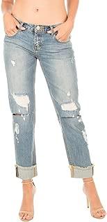 One Teaspoon Women's Blue Buoy Awesome Baggies Jeans
