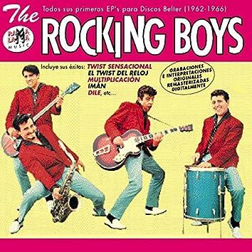Todos Sus Primeros Ep's para Discos Belter (1962-1966)