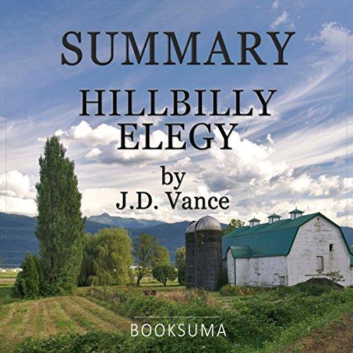 Summary of Hillbilly Elegy by J.D. Vance Titelbild