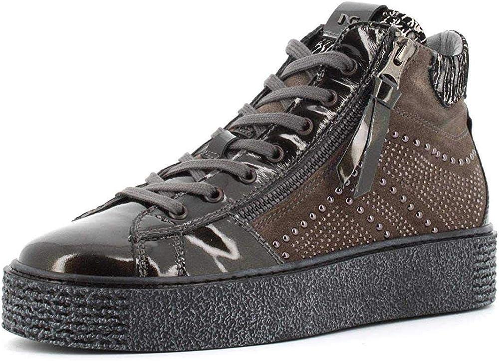 Nero giardini  sneakers scarpe da donna in camoscio A908961D 104