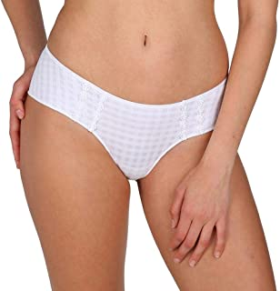 Marie Jo Avero 0500415 Women's White Knicker Shorties Boyshort