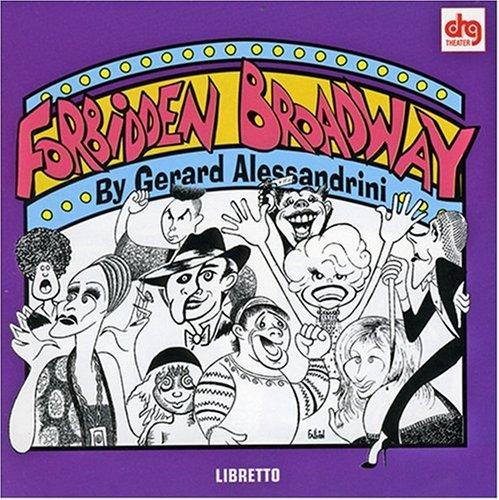 Forbidden Broadway 1-4