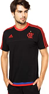 Camisa de viagem 15 Preta Flamengo Adulto M63723 (P)