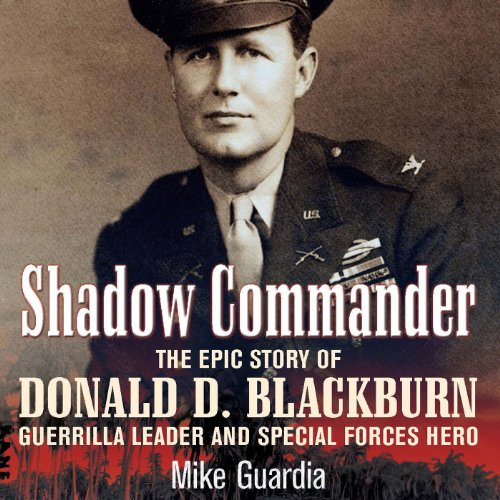 Shadow Commander audiobook cover art