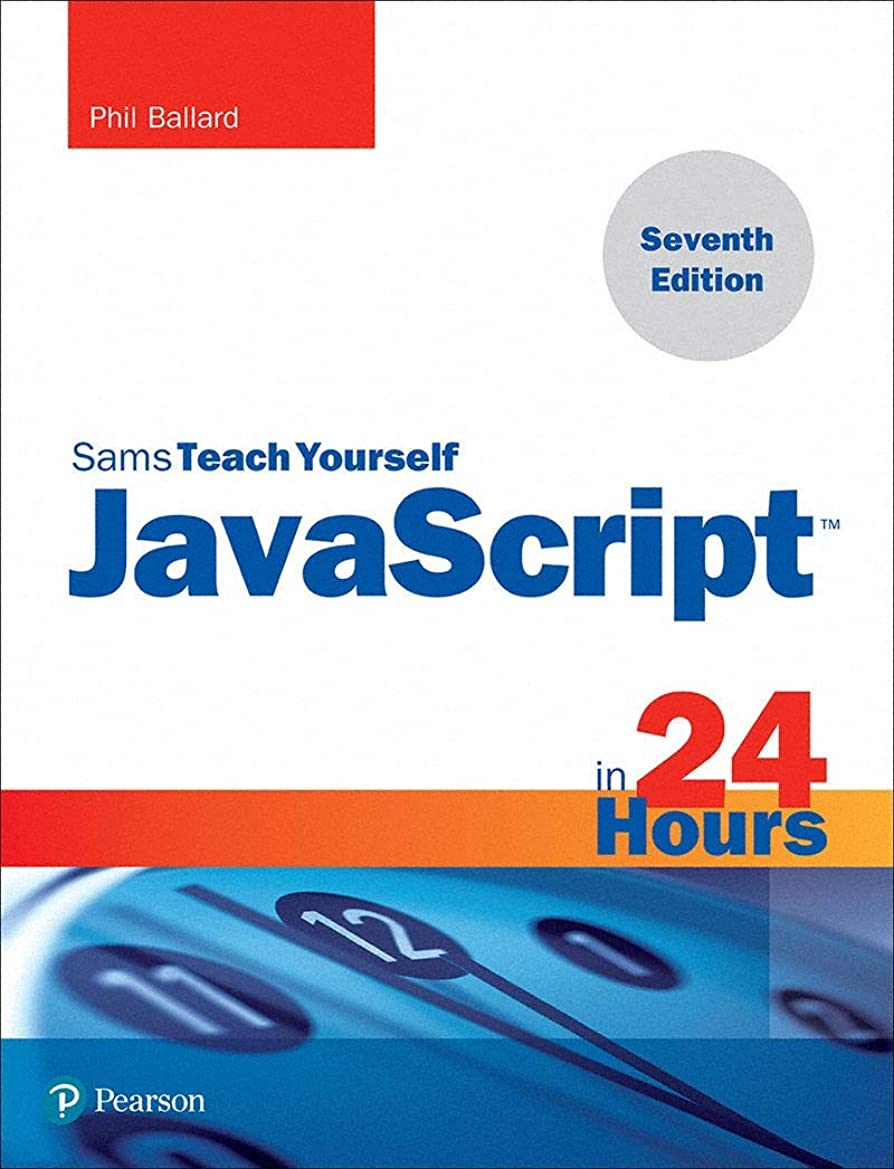 手紙を書く放出債権者JavaScript in 24 Hours, Sams Teach Yourself (English Edition)