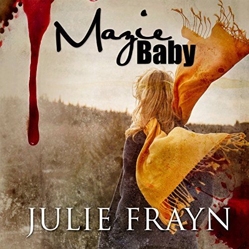 Mazie Baby audiobook cover art