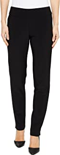 Women's Microfiber Long Skinny Dress Pants