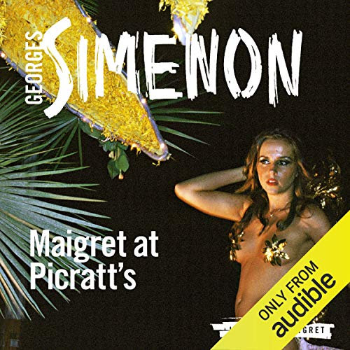 Couverture de Maigret at Picratt's