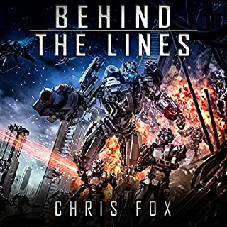 Behind the Lines cover art