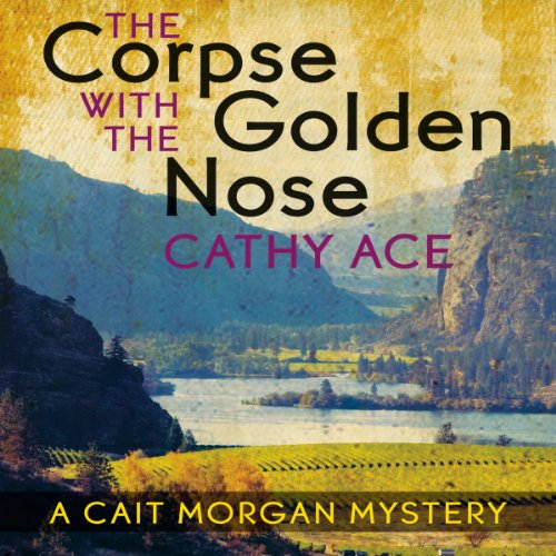 The Corpse with the Golden Nose audiobook cover art