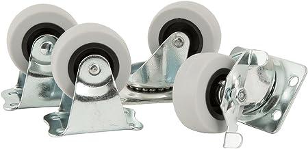 Amazon Com Caster Wheels Lowes