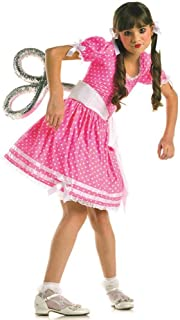 Wind Up Doll Child Costume