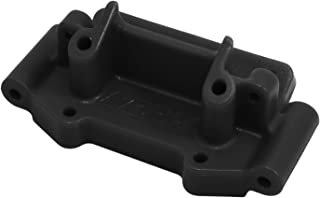 RPM 73752 Black Front Bulkhead for Traxxas 1/10 2WD Vehicles