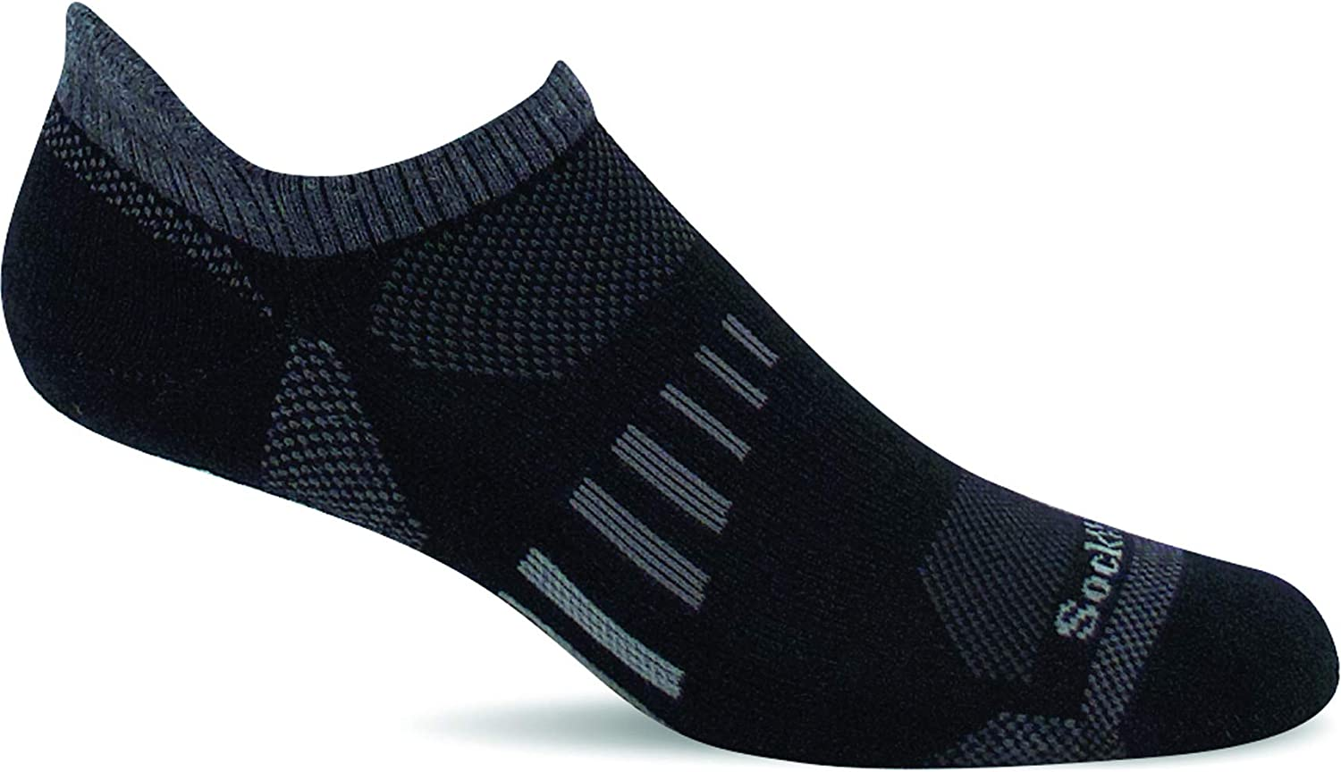 Sockwell Mens Ascend II Micro Moderate Compression Sock