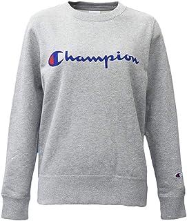 チャンピオン スウェットシャツ レディース 上 Champion 裏起毛 クルーネック スウェット トレーナー