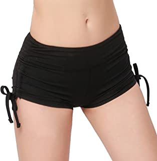 Samtree Women's Sexy Fitness Gym Workout Running Active Exercise Sport Yoga Shorts