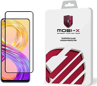 Realme 8 5G 5D واقي شاشة كامل الإطار أسود - من Mobi X