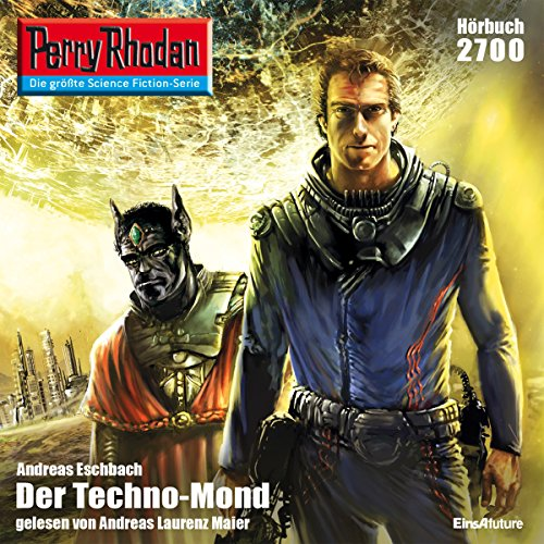 Der Techno-Mond audiobook cover art