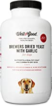 Well & Good Brewer's Yeast & Garlic Tablets, 1000 Tablets