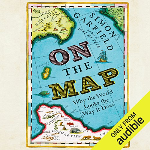 On the Map cover art