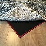 CRAVOG Heizteppich 140x200cm Teppichheizung Beheizbare Teppichunterlage Fußbodenheizung Schwarz - 3