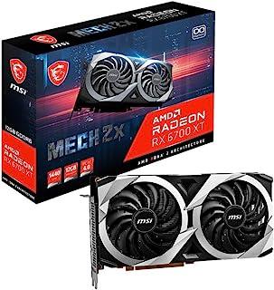 MSI Radeon RX 6700 XT MECH 2X 12G OC グラフィックスボード VD7602