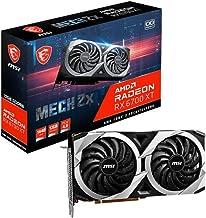MSI Gaming Radeon RX 6700 XT 192-bit 12GB GDDR6 DP/HDMI Dual Torx 3.0 Fans FreeSync DirectX 12 VR Ready OC Graphics Card (...