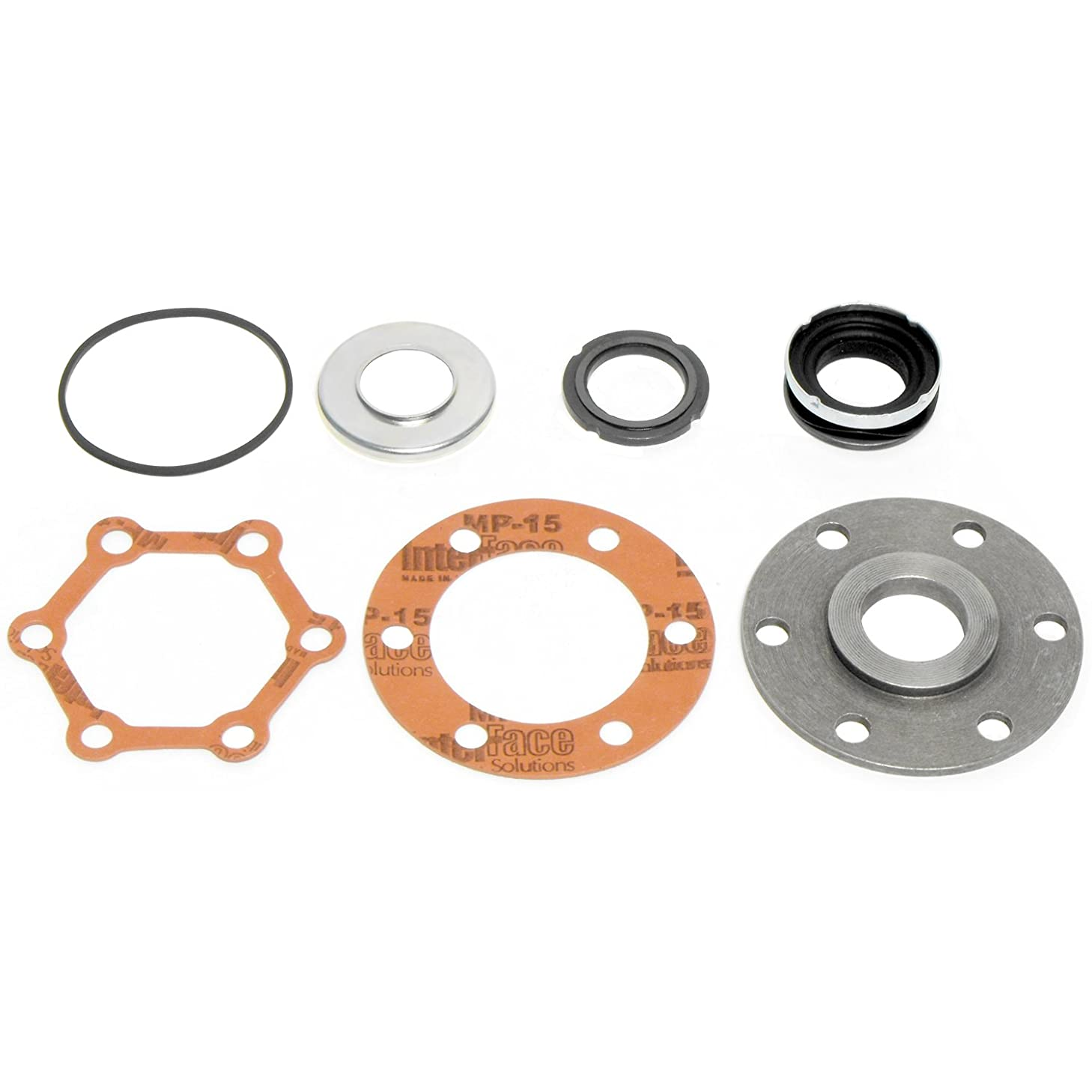 Universal Air Conditioner SS 0712-R134A A/C Compressor Shaft Seal Kit