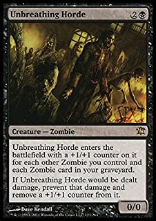 Magic: the Gathering - Unbreathing Horde - Innistrad