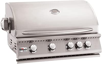 "Summerset Sizzler 32"" Built-In LP Gas Grill"