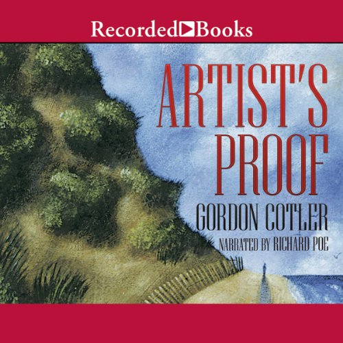 Artist's Proof  audiobook cover art