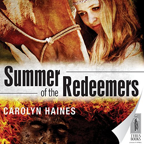 Summer of the Redeemers audiobook cover art